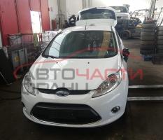 Ford Fiesta 1.4 TDCI. Автомобилът се предлага на части.