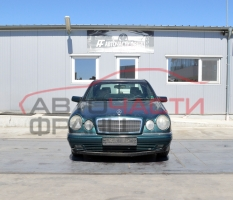 Mercedes E class W210 3.0 D 100 киловата 136 конски сили. Тип на мотора 606912