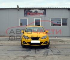 Seat Ibiza 1.4 16V 63 киловата 85 конски сили. Тип на мотора BXW