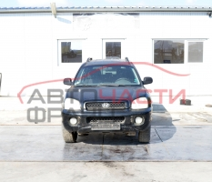 Hyundai Santa Fe 2.4 16V 107 киловата 146 конски сили. Тип на мотора G4JS