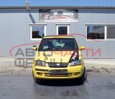 Fiat Idea 1.4 16V 70 киловата 95 конски сили, Тип на мотора 843A1000