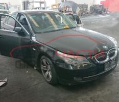 BMW E60 525 D, автомобилът се предлага на части
