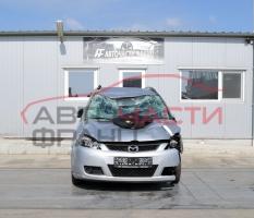 Mazda 5 2.0 CD 81 киловата 110 конски сили. Тип на мотора RF7J