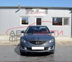 Mazda 6 2.2 MZR-CD 120 киловата 163 конски сили. Тип на мотора R2AA