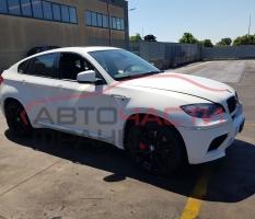 BMW X6 M 5.0 i 408 киловата 555 конски сили, на части.Тип на мотора S63B44A. Частите от автомобила ще бъдат доставени след предварителна уговорка на номер 0878101900