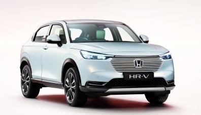 Honda HR-V ново поколение за Европа: само хибрид