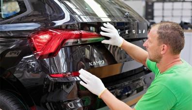 Skoda стартира производството на най-малкия си кросоувър