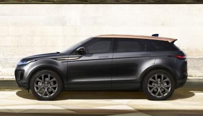 Range Rover Evoque: две специални версии