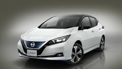 Хечбекът Nissan Leaf e+ увеличи пробега почти един път и половина