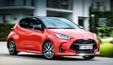 Европейската Toyota Yaris представи характеристиките си