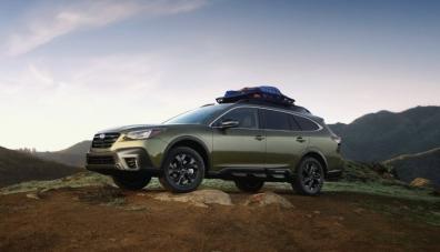 Новият Subaru Outback получи турбомотор, голям екран и стана по-висок