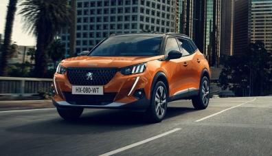 Компанията Peugeot презентира новия си кросоувър 2008