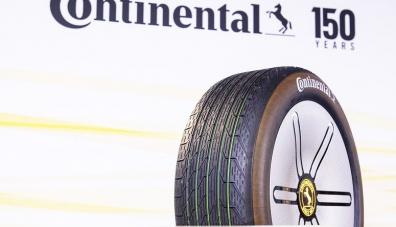 Continental представи екологични гуми от глухарчета и оризови люспи