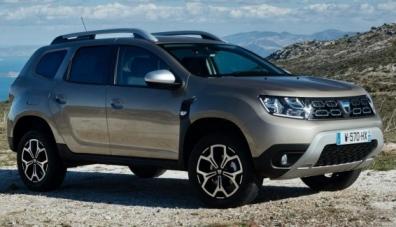 Новата версия на Dacia Duster ще може да работи с бензин и втечнен газ