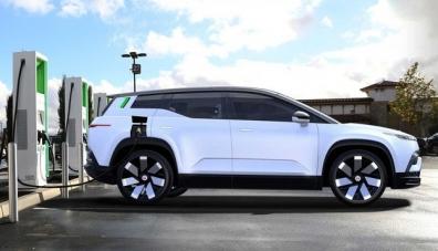 Компания Fisker ще пусне три нови електрически автомобила
