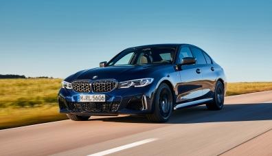 Хибридите BMW M340d xDrive и 330e xDrive идват през пролетта