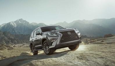 Lexus обнови модел GX