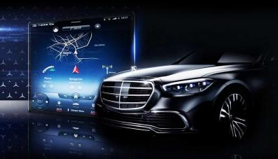 От Mercedes разказаха за салона на новата S-класа