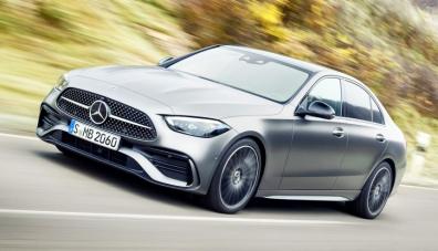 Mercedes представи новия C-Class W206