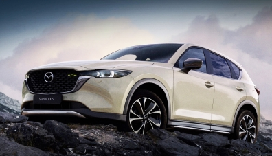 Mazda CX-5 е скромно актуализирана за Европа