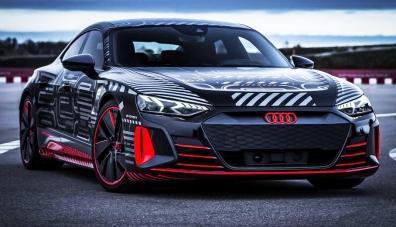 AUDI разкри подробности за бъдещето на RS e-tron GT