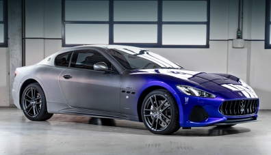 Марката Maserati се потопи в подготовка за електрификация