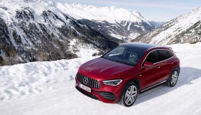 Mercedes-Benz представи новия GLA