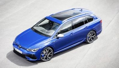 Новият Volkswagen Golf R стана комби, получи опционален теглич
