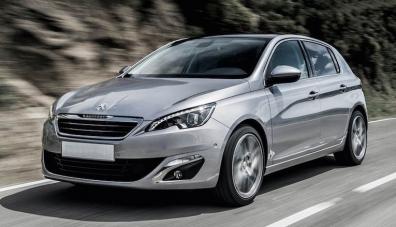 Peugeot 308 следващо поколение: нови изображения