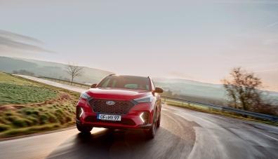 Hyundai Tucson се сдоби с нова и много стилна версия