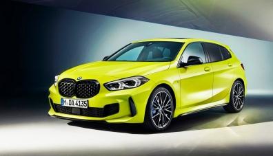 BMW модернизира най-мощната версия на хечбека 1-Series