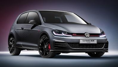 """На европейския пазар излезе """"напомпаният"""" Golf GTI TCR"""