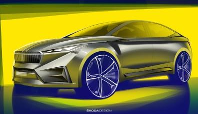 Skoda ще докара в Женева ново крос-купе