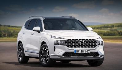 Hyundai Santa Fe за Европа ще бъде дизелов и хибриден
