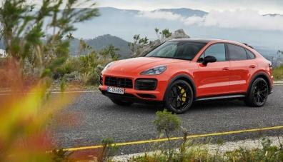Хибрид Porsche Cayenne Coupe ще се появи през тази година