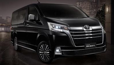 Toyota пуска луксозен миниван
