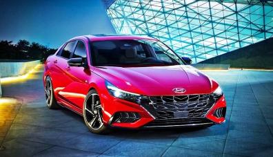 Hyundai представи спортната Elantra N Line