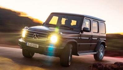 Mercedes определи дата на премиерата на електрическия Gelandewagen