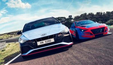 Hyundai представи най-мощната Elantra