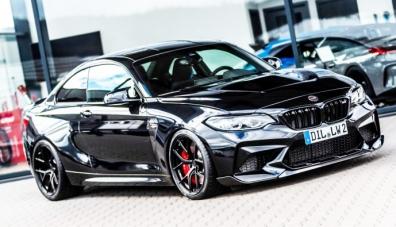 Ателието Lightweight представи 740-силната версия на купето BMW M2