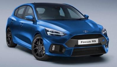 В Мрежата разсекретиха бъдещия Ford Focus RS