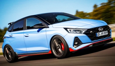 Хотхеч Hyundai i20 N дебютира в Европа