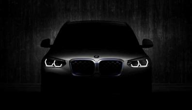 BMW обяви премиерата на новия кросоувър iX3