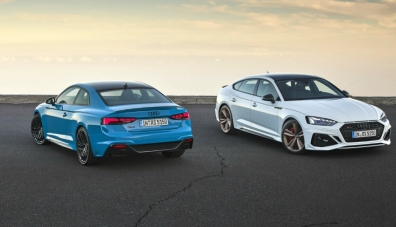 Audi обнови купе и лифтбек RS5