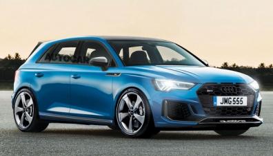 Разсекретиха подробности за четвъртото поколение на Audi A3