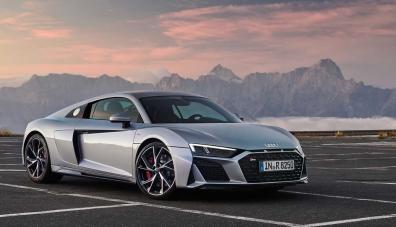 Обновеният Audi R8 получи задно задвижване и стана по-евтин