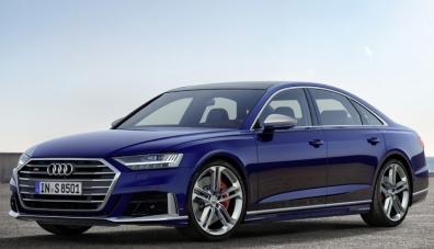 """Новият Audi S8: дълга база и 3,8 секунди до """"стоте"""""""