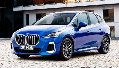 BMW представи новото поколение BMW 2-Series Active Tourer Compact