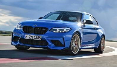Най-мощното и бързо купе BMW M2 получи 450-силен мотор