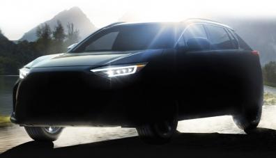 Subaru Solterra ще бъде първият електрически автомобил на марката